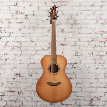 Breedlove B-Stock Signature Concert Copper CE Acoustic Electric Guitar Torrefied European-African Mahogany x8318
