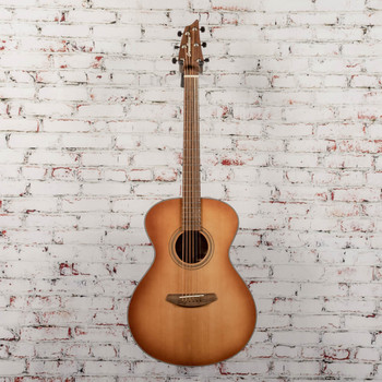 Breedlove B-Stock Signature Concert Copper CE Acoustic Electric Guitar Torrefied European-African Mahogany x8012