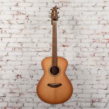 Breedlove B-Stock Signature Concert Copper CE Acoustic Electric Guitar Torrefied European-African Mahogany x8768