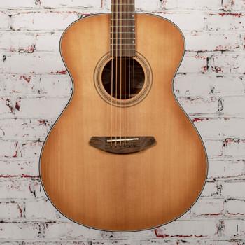 Breedlove B-Stock Signature Concert Copper CE Acoustic Electric Guitar Torrefied European-African Mahogany x4114