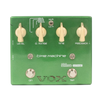 VOX Time Machine Delay Pedal x4853 (USED)