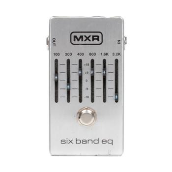 MXR 6 Band EQ Pedal x4857 (USED)