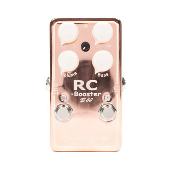 Xotic Effects RC Booster Scott Henderson Signature Pedal x3000 (USED)