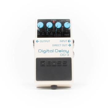 Boss DD3 Digital Delay Pedal x8153 (USED)