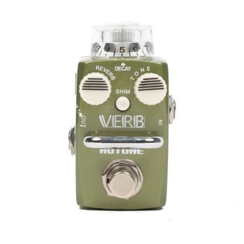 Hotone Verb Mini Reverb Pedal x4797 (USED)