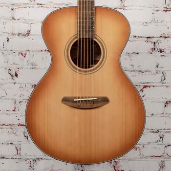 Breedlove B-Stock Signature Concert Copper CE Acoustic Electric Guitar Torrefied European-African Mahogany x8025