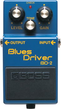 Boss BD-2 Blues Driver Guitar Effect Pedal