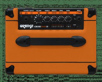 Orange Crush Bass 25 1x8 25w Combo Amp