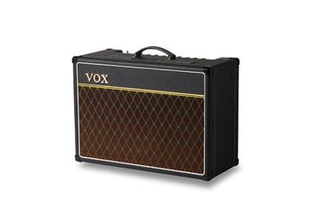 VOX OPEN BOX AC15C1 AC15 Custom 1x12 15w Tube Guitar Combo Amp NAMM 2020