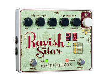 Electro-Harmonix Ravish Sitar Emulator Pedal