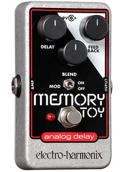 Electro-Harmonix Memory Toy Analog Delay Guitar Pedal