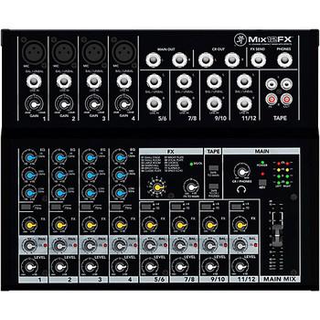 Mackie Mix12FX Compact Mixer