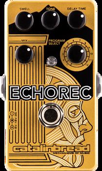 Catalinbread Echorec Multi‑Tap Echo Guitar Effects Pedal