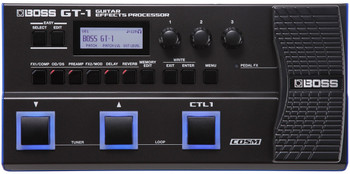 Boss GT-1 Guitar Multi Effects Processor