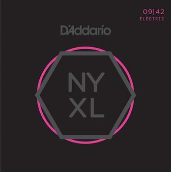 D'Addario NYXL Electric Guitar Strings 9-42 Nickel Wound