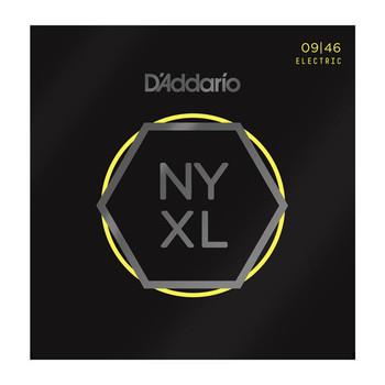 D'Addario NYXL Electric Guitar Strings 9-46 Nickel