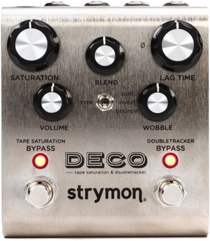 Strymon DCO Deco Tape Saturation and Doubletracker Pedal