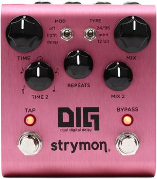 Strymon Dig Digital Delay Pedal