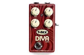 T-Rex Diva Drive Overdrive Effect Pedal (USED)