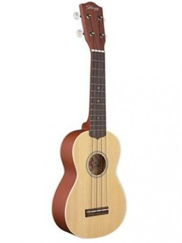 Stagg US60-S Traditional Soprano Ukulele Natural