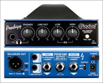 Radial Headload Prodigy Combination Load Box and DI
