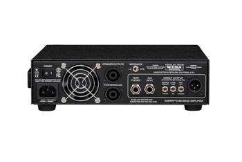 Mesa Boogie Subway D800 800 Watt Compact Bass Amplifier Head