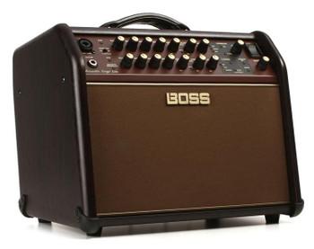 Boss Acoustic Singer Live 60-watt Bi-amp Acoustic Combo Amp