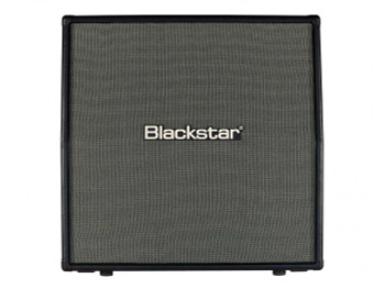 "Blackstar HTV412 Mark II 320-watt 4x12"" Slant Extension Cabinet 2018 NAMM Display Open Box"