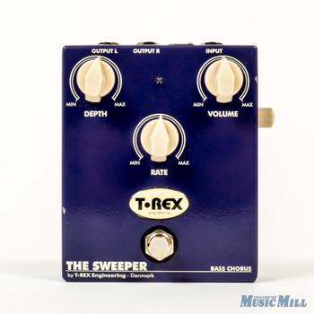 T-Rex Engineering Sweeper Bass Chorus Effect Pedal