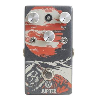 Walrus Jupiter V2 Multi - Clip Fuzz Effect Pedal