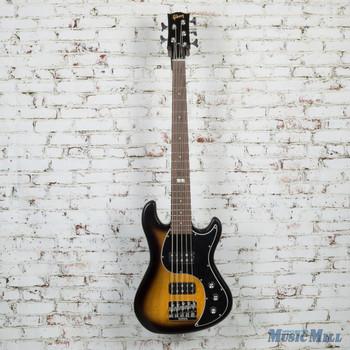 2014 Gibson 2014 EB 5 String Bass Vintage Sunburst