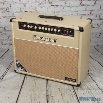 Blackstar Vintage Blonde Club40C Guitar Combo Amp Blonde Special 2018 NAMM Display Open Box