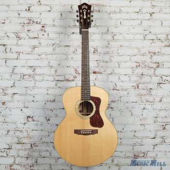 Guild Westerly Collection F-150 Guitar Jumbo Natural 3843500821-MSRP $1,390