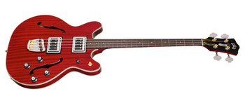 Guild Starfire Bass II Cherry Red 3792410866 MSRP $1800 (3792410866B