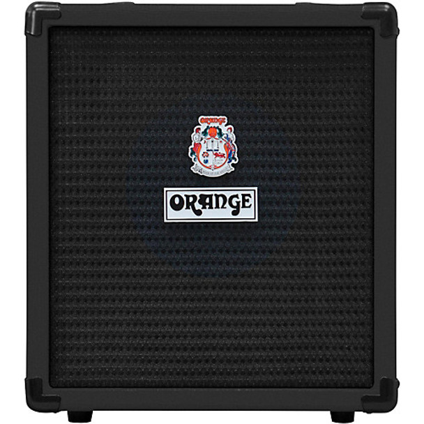 Orange Amplifiers Crush Bass 25 25W Bass Combo Amplifier Black