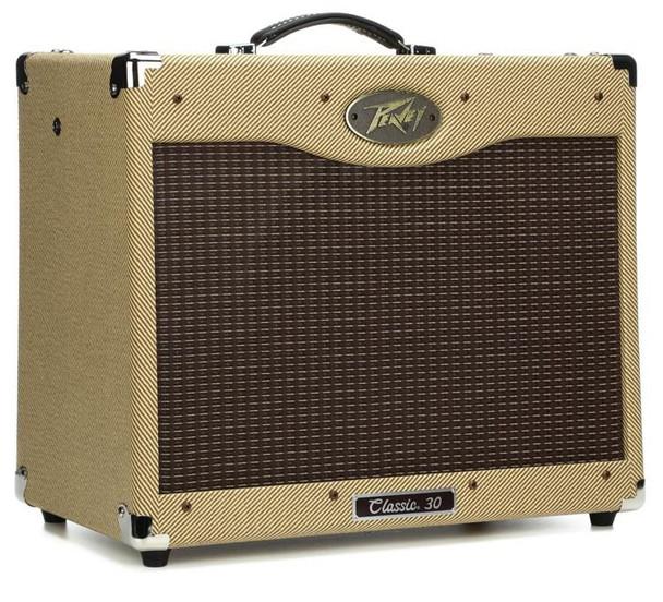 Peavey Classic 30 1X12 30W Tweed Tube Guitar Combo Amp
