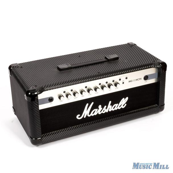 Marshall MG100HCFX 100 Watt Guitar Amplifier Head USED