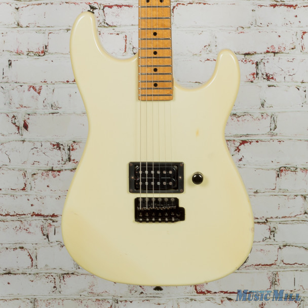 86-89 Charvel MIJ Model 1 White (USED)