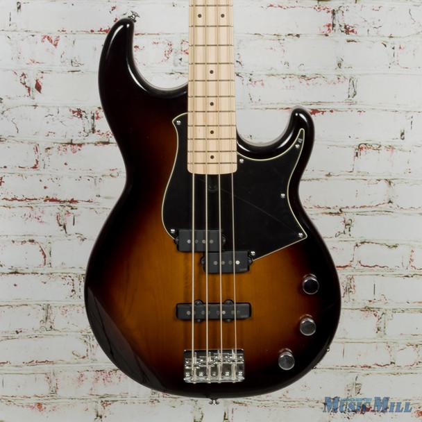 Yamaha BB434M Electric Bass - Tobacco Brown Sunburst