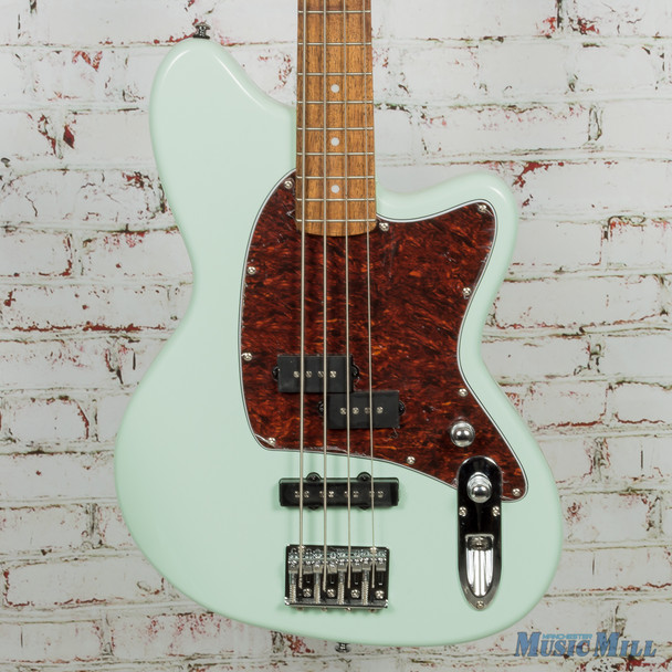 Ibanez TMB100 4-String Electric Bass Guitar Mint Green