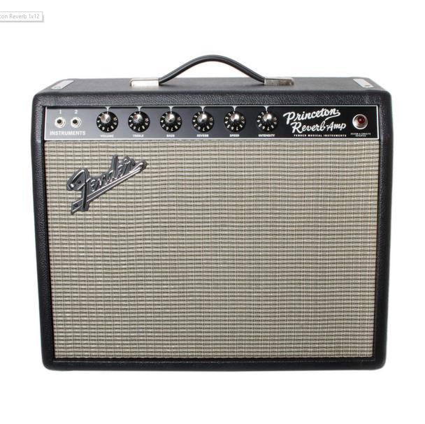 Fender '65 Princeton Reverb C12Q Limited Edition