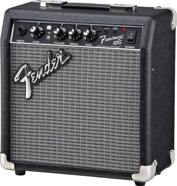 """Fender Frontman 10G 10-watt 1x6"""" Combo Amp"""
