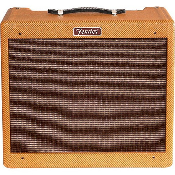 Fender Limited Edition Blues Junior Lacquered Tweed Guitar Combo Amp