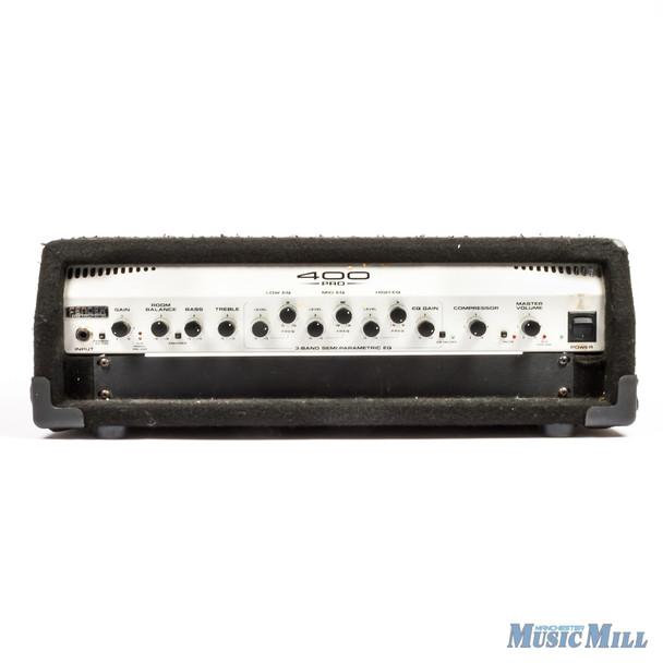 Fender 400 PRO Bass Amp Head USED