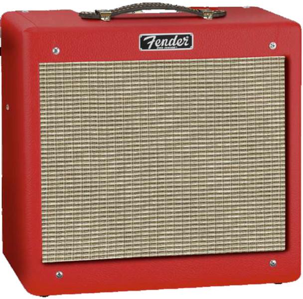 Fender Pro Junior IV G10 Fiesta Red