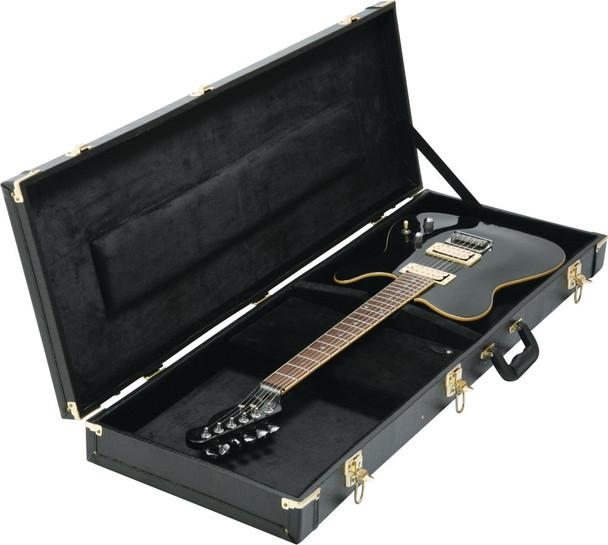 On-Stage Cases Hardshell Electric Guitar Case GCE6000B