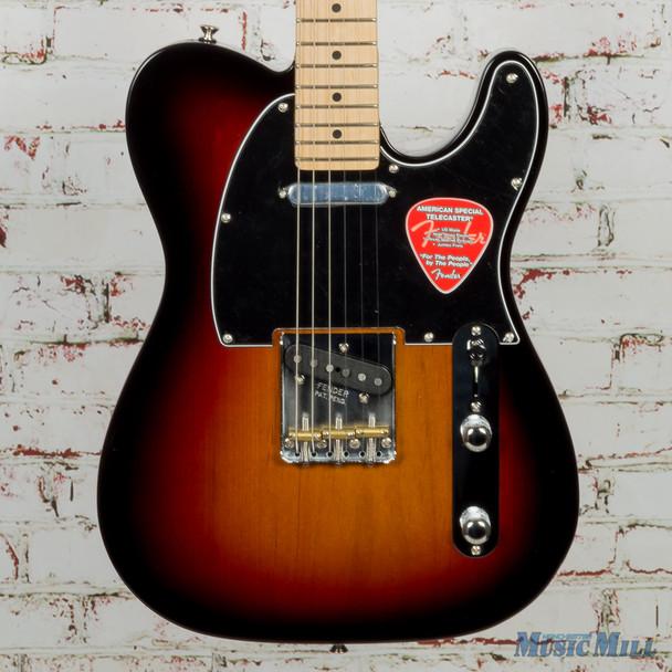 2018 Fender American Special Telecaster 3-Tone Sunburst (USED)