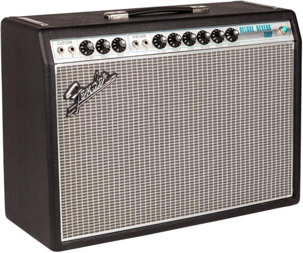 """Fender '68 Custom Deluxe Reverb 22-watt 1x12"""" Tube Combo Amp"""