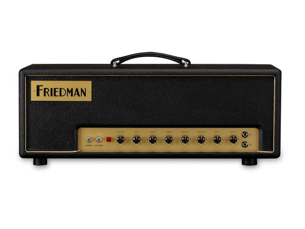 Friedman Small Box 50-watt 2-channel Tube Head Guitar Amp