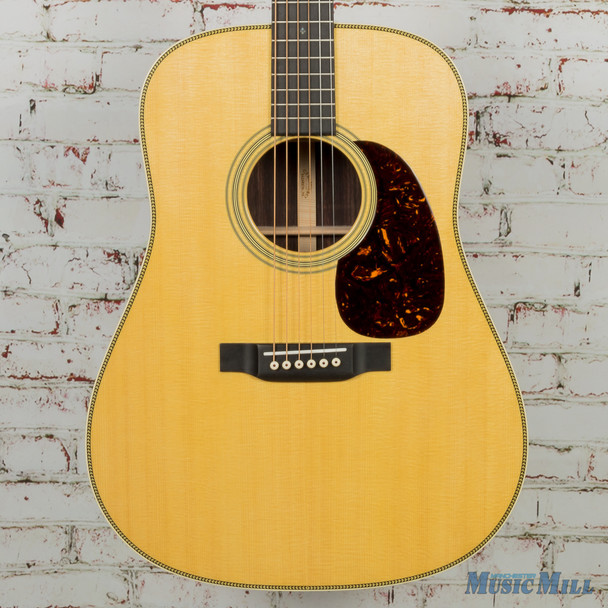 2018 Martin HD-28 Dreadnought Acoustic Guitar